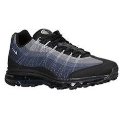 competitive price ebc6e b6e87 Nike · All Black SneakersSportsStuff To BuyAir Max 95Nike ...