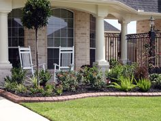curb appeal - Your first impression #RetreatCurbAppeal