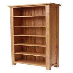 Buena Vida Madrilenos BOOKCASES Large Brown - Bookcases - Home Office