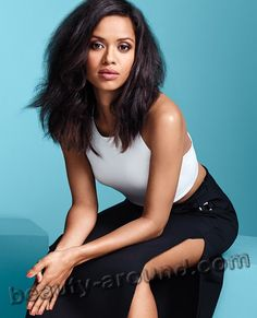 Beautiful South african women, Gugu Mbatha-Raw English actress with South African roots photo