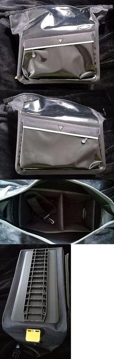 Bags and Panniers 177833: Topeak Mtx Trunk Dry Bag Black Drybag Waterproof Bicycle Bike Rack BUY IT NOW ONLY: $79.99