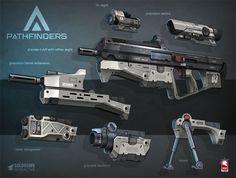 Image result for Pathfinder Elite Weapon Set