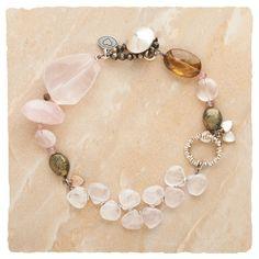 Blushing Stones Bracelet at http://www.arhausjewels.com/product/bc647/bracelets.