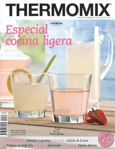 Thermomix nº Especial cocina ligera Kitchen Reviews, Spanish Cuisine, Cooking Recipes, Healthy Recipes, Kitchen Dishes, Christmas Morning, Fun Drinks, Mixed Drinks, I Love Food