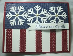 awesome patriotic christmas card
