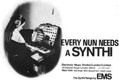 "THE SYNTH THAT MADE THE MUSIC: 10 ARTISTS WHOSE SOUND WAS DEFINED BY THE EMS VCS3 :: ""This chaos-theory in a box expanded notions of musical possibility largely through it's irregularities, and had many prominent exponents, finding its way onto a number of key recordings, which is where this list picks up from."""