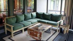 sofa selber bauen ausgefallenes sofa bauen