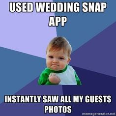 Dont You Want To Instantly Collect All Your Wedding Photos Www