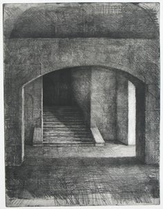 SAFET ZEC, Omaggio a Tina Modotti, 2005, etching & drypoint