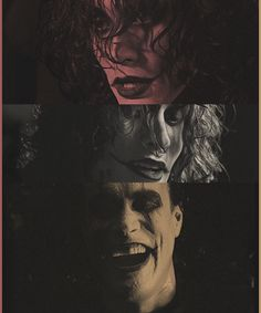 The Crow/O Corvo - Brandon Lee (Eric Draven)