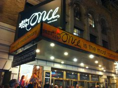 Broadway | Once