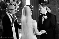 Wedding ceremony at the Bowery Hotel, New York