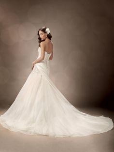 Sophia Tolli - Bridal»Style No. Y11318 » Sophia Tolli