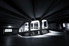 Lights Out by Martin Saunier-Plumaz