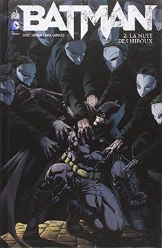 Batman. 2, La nuit des hiboux