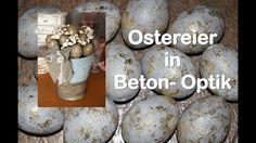 Ostereier in Beton-Optik / RuthvonG