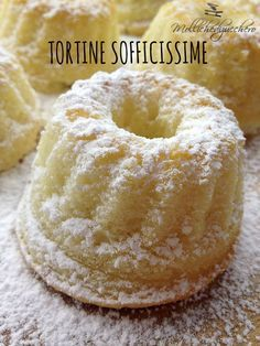 #Tortine #sofficissime - Molliche di zucchero