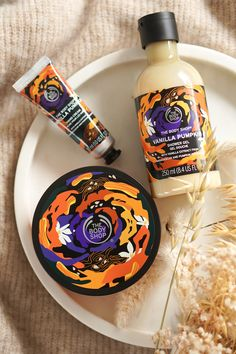 Beauty Care, Beauty Skin, Beauty Makeup, Health And Beauty, Body Shop At Home, The Body Shop, Corporate Id, Innisfree, Vanilla