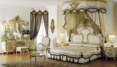 Valery Bedroom By Asnaghi Interiors- Royal