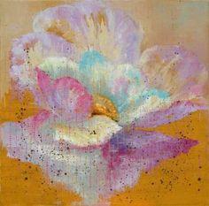 "Saatchi Art Artist Anna Ravliuc; Painting, ""Veil of the Moon"" #art"