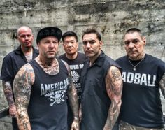 NEWS: The hardcore punk band, Agnostic Front, have announced a U.S. tour, for September. The tour is in support of their forthcoming album, The American Dream Died. Select dates will be with Napalm Death and Freedom. You can check out the dates and details at http://digtb.us/1K0h4d3