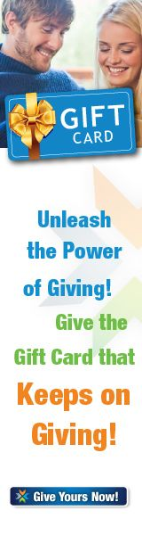 Unleash the power of giving!