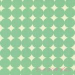 Heather Bailey True Colors Mod Dot Aqua [FS-TC014-Aqua] - $10.95 : Pink Chalk Fabrics is your online source for modern quilting cottons and sewing patterns., Cloth, Pattern + Tool for Modern Sewists