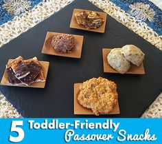 5 Yummy Toddler-Friendly Passover Snacks | Disney Baby