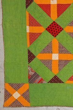 19th C Antique Quilt