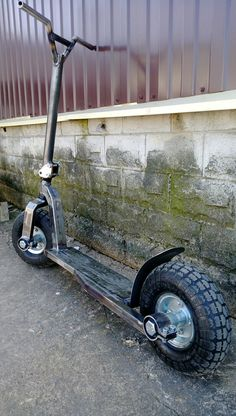 Custom Gas Powered Scooter walk around Metal Projects, Welding Projects, Metal Crafts, Gas Powered Scooters, Kick Scooter, Trike Scooter, Scooter Motorcycle, Welding And Fabrication, Drift Trike