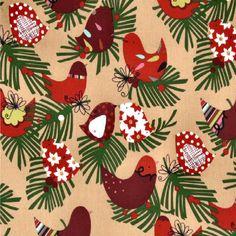 Christmastime Starling