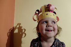 Královská koruna - Testováno na dětech