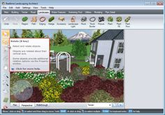 Getting Started with Realtime Landscaping Architect Path Edging, Plant Lighting, Hedges, Water Features, Get Started, The Row, Paths, Swimming Pools, How To Plan