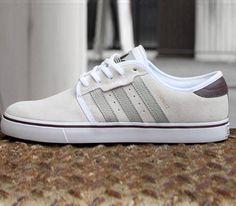 "adidas Skateboarding Seeley ""Busenitz"" – Running White / Dark Cinder"