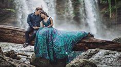 Bikin Takjub! Gaun-gaun Pre Wedding Asty Ananta Ini Bak Puteri di Dongeng