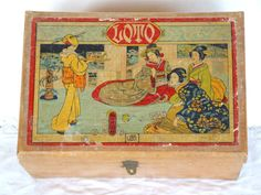 Vintage French Lotto Game//Lotto//Bingo// - pinned by pin4etsy.com