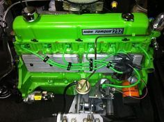 Tricked-out Chevy six cylinder engines - Page 8 - The 1947 - Present Chevrolet & GMC Truck Message Board Network Chevrolet Camaro, Chevy C10, Chevy Pickups, Chevrolet Trucks, Buick, Cadillac, Chevy Motors, 54 Chevy Truck, Motor Diesel