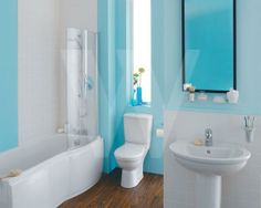 Ideal Standard Alto E7602 left hand no tap hole shower bath 1700 x 700 White