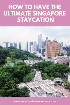 A Singapore Staycation is a PERFECT way to spend a long weekend. Here's everything you need to know about where to stay, what to eat, and what to do! Singapore Travel Tips, Beautiful Hotels, Bhutan, Brunei, Staycation, Asia Travel, Where To Go, Southeast Asia, Travel Around