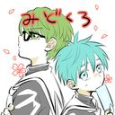 Animes Mangas おしゃれまとめの人気アイデア Pinterest Karina Carreon イラスト 緑黒 黒 バス