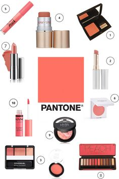 Pantone's 2019 Color of the Year is out and I, for one, am feeling it. 2019 is the year of Living Coral, the pretty peach shade that promises to liven up everything. If you're eager to get in on next year's color trend early, I've rounded up some of the best beauty products. #livingcoral #coloroftheyear #2019colors #pantone #pantonecolors