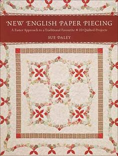 New English Paper Piecing by Sue Daley