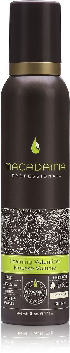 Macadamia Professional Foaming Volumizer 171g.