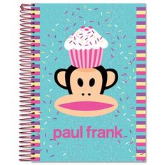 Paul Frank notebook!
