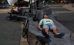 NYT:Designers Stretch Out Imaginations on Park Benches article