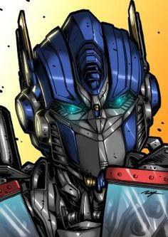 Optimus Prime Movie Version by Ronniesolano on DeviantArt Gundam, Arte Alien, Hasbro Studios, Prime Movies, Joker Images, Naruto Vs Sasuke, Transformers Optimus Prime, Spiderman Art, Doja Cat