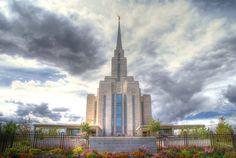 Oquirrh Mountain Temple