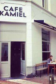 CAFE KAMIEL-Antwerpen