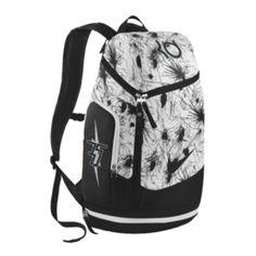Nike Hoops Elite Max Air Backpack (White Black Metallic Silver ... 5882c5b9b5c49