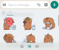 WhatsApp to get Facebook stickers for Android soon